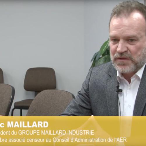 Éric MAILLARD – Groupe Maillard Industrie