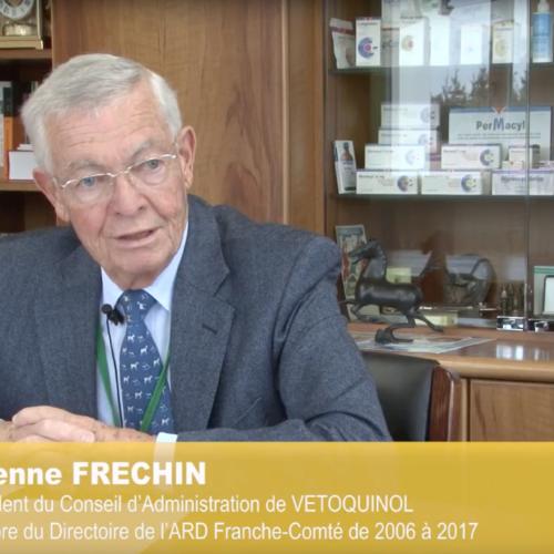 Étienne FRECHIN – Vetoquinol