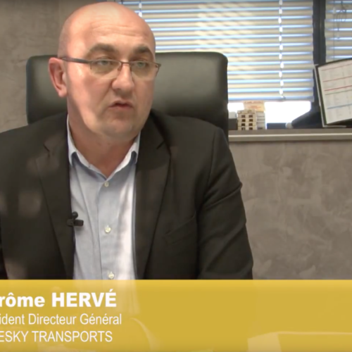 Jérôme HERVE – Salesky Transports