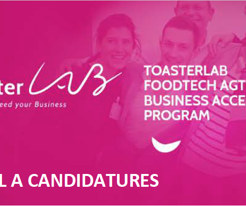 AcceleRise devient ToasterLAB : Rejoignez la Promo #3 de ToasterLAB
