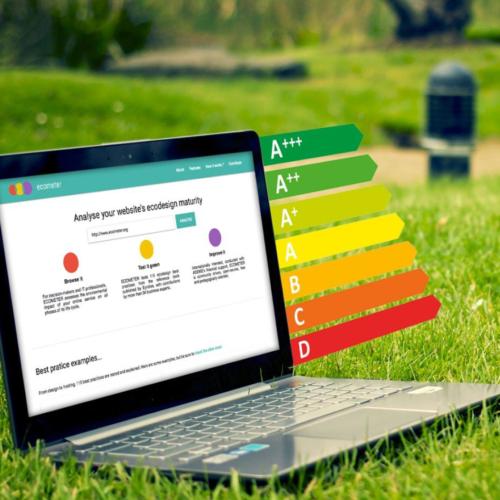 Evaluez l'impact environnemental de vos services en ligne grâce à Ecometer.org