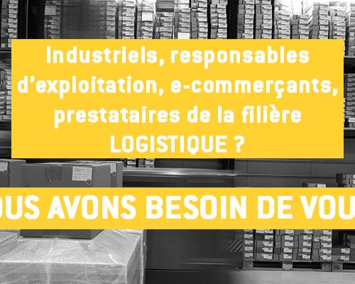 Une grande enquête pour dresser le portrait de la filière logistique et supply chain en Bourgogne-Franche-Comté