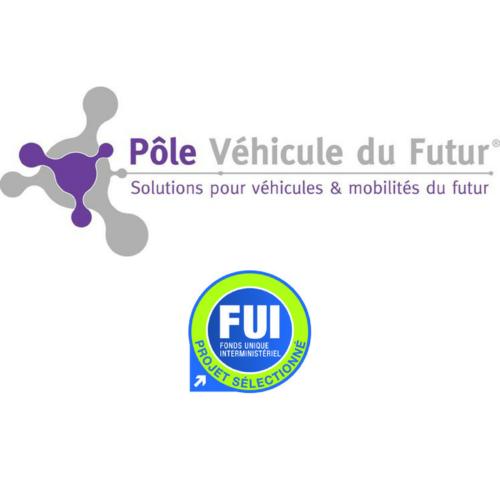 Financement de l'innovation – FUI 25, 3 projets retenus pour le Pôle Véhicule du Futur
