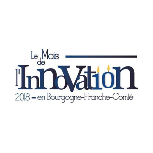 Bilan sur le Mois de l'Innovation 2018 en Bourgogne-Franche-Comté