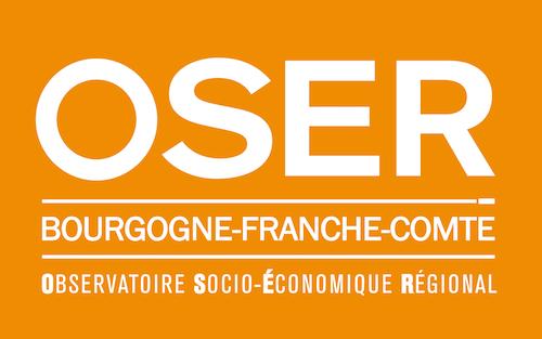 L'observatoire socio-économique régional OSER s'étend à l'ensemble de la région Bourgogne-Franche-Comté