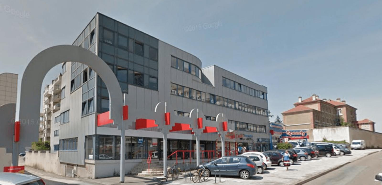 Location bureaux 214m2 Besançon Doubs (25)