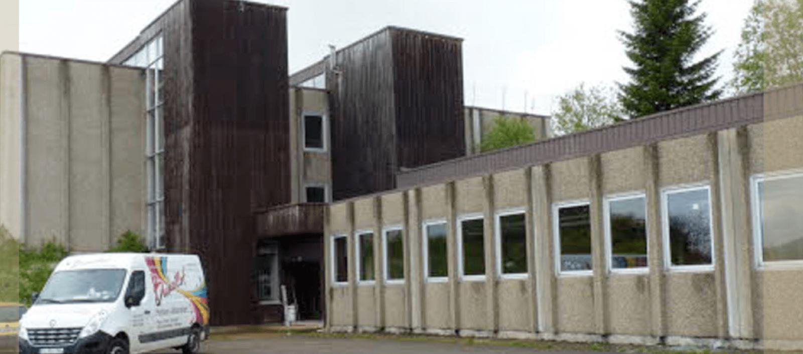 Location bâtiment d'activités modulables 2130m2 Jura (39)