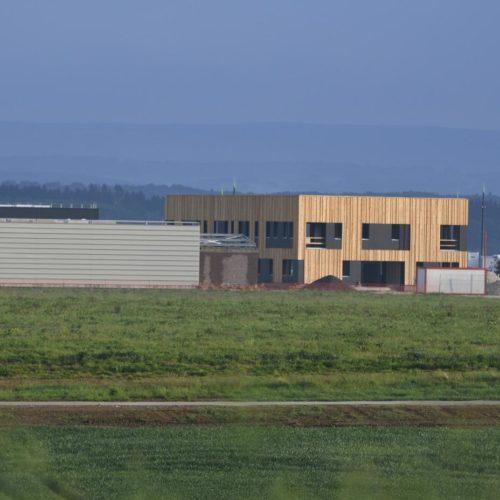 Terrain industriel plateformé de 7000 à 8000 m² à vendre près de Sochaux et Montbéliard (Technoland 1