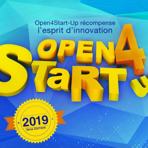 Concours Open4startup, organisé par Nicéphore Cité