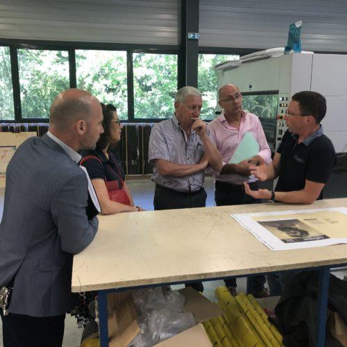 L'AER BFC à la rencontre des entreprises et territoires du Haut-Doubs