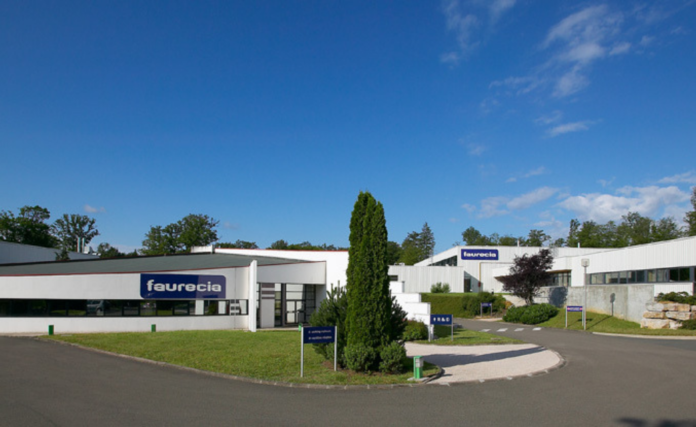 Der Automobilzulieferer FAURECIA entscheidet sich für die Bourgogne-Franche-Comté, um hier sein globales Kompetenzzentrum für die Wasserstoffspeicherung einzurichten.