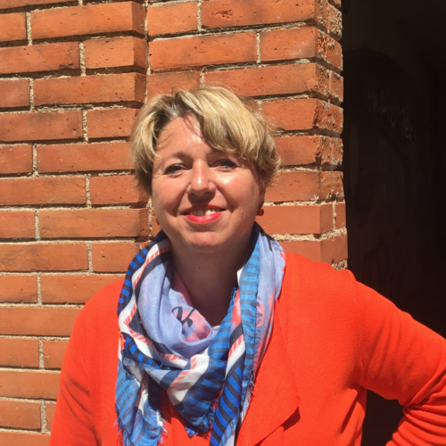 Isabelle POROT, En charge de l'accompagnement des entreprises, des partenariats et relations extérieures à Nicéphore Cité