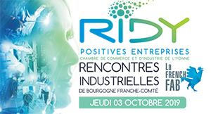 Rencontres industrielles de Bourgogne-Franche-Comté