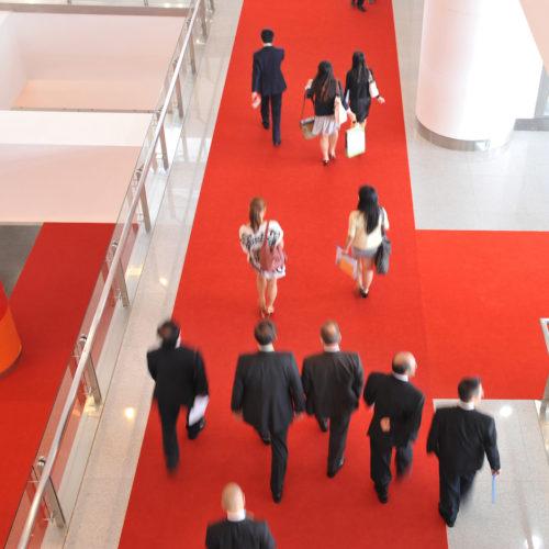 L'AER BFC présente sur les salons internationaux