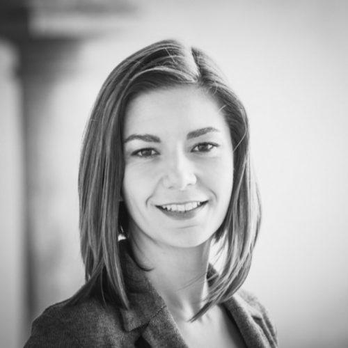 Elena MOISE, Directrice régionale de Réseau Entreprendre Franche-Comté