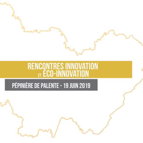 Retour en images sur une journée dédiée à l'innovation et à l'éco-innovation avec les entreprises de la pépinière de Palente à Besançon