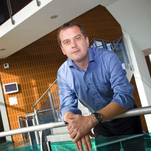Bruno Favier, Directeur de la Technopole TEMIS à Besançon