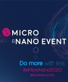 e-Micro & Nano Event – 100% digital