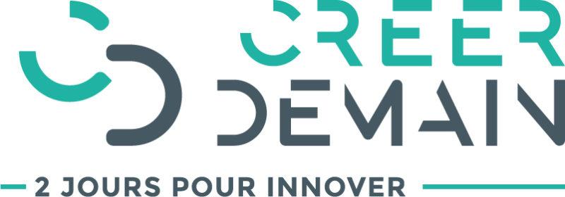 Logo Créer Demain, 2 jours pour innover