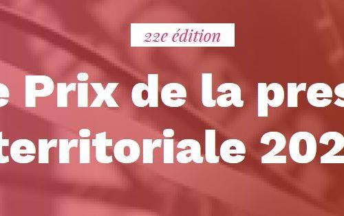 Nomination du Magazine «InfluenceS» au prix de la presse territoriale 2020
