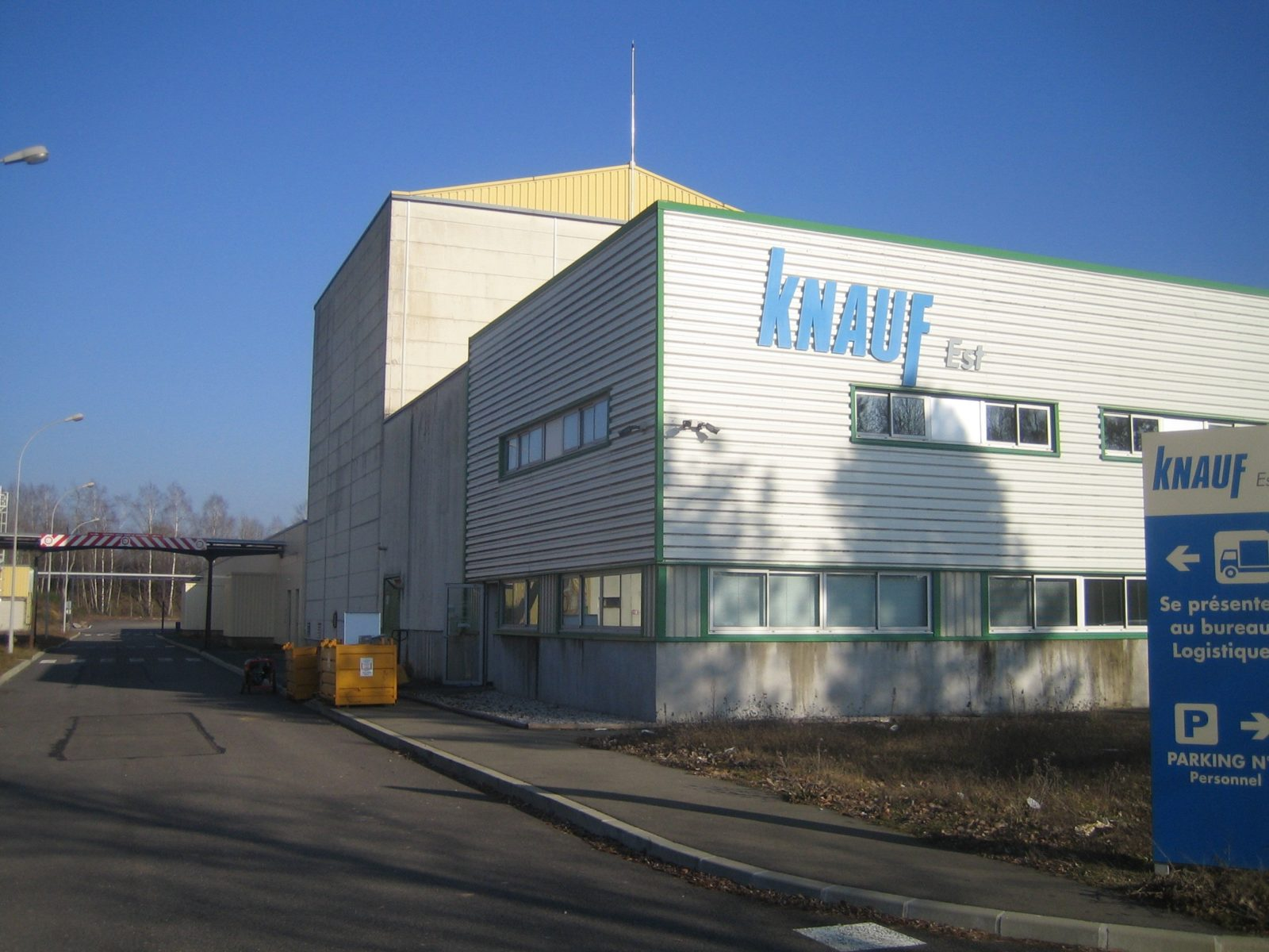 Photo Bâtiment Knauf