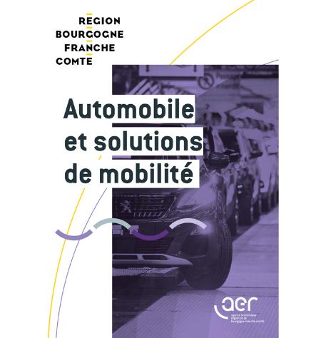 Brochure filière Automobile et Solutions de Mobilité