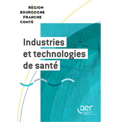 Brochure filière Industries et Technologies de Santé