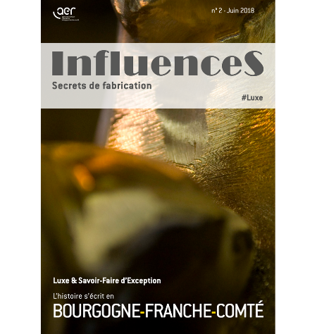 Couverture magazine n°2 Influences