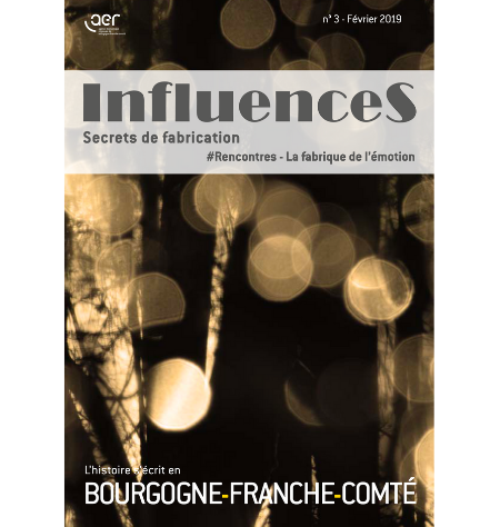Couverture magazine n°3 Influences