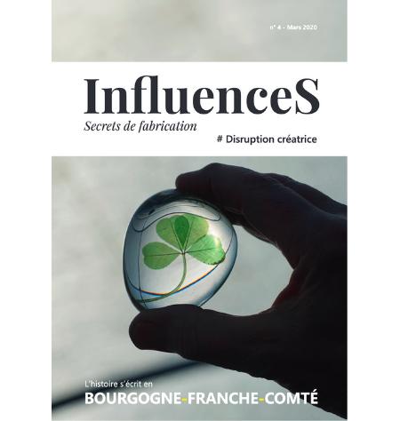 Couverture magazine n°4 Influences