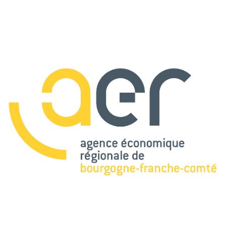 Logo Agence Economique Régionale de Bourgogne-Franche-Comté