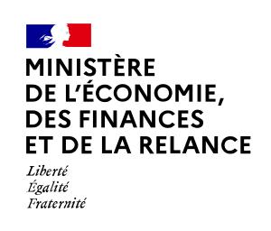 Logo ministere economie finance et relance