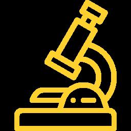 Picto microscope