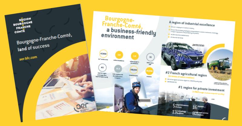 Brochure BFC en anglais