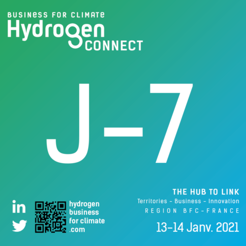 Hydrogen Business for Climate Connect J-7