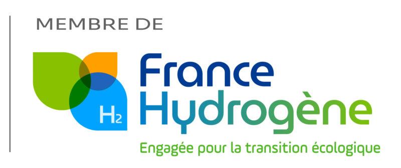 Logo France Hydrogène Membre