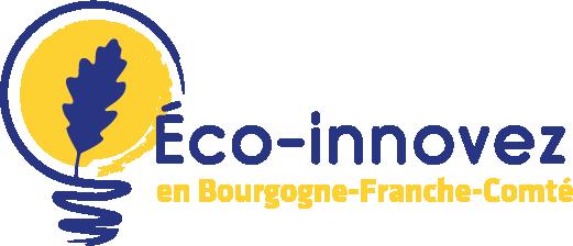 Logo Eco-innovez en Bourgogne-Franche-Comté