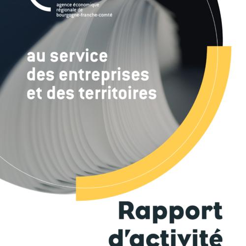 Découvrez le rapport d'activité 2020 de l'AER BFC