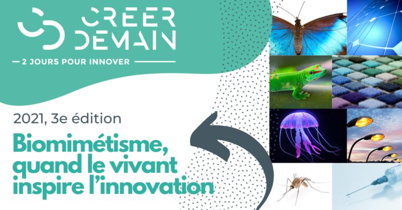 Créer Demain - Le Biomimétisme