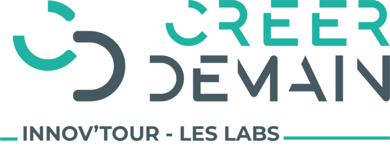 Logo Créer Demain - Innov' Tour