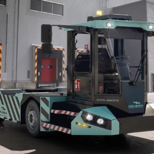 GAUSSIN annonce la création par METALLIANCE de deux lignes d'assemblage de véhicules électriques destinés aux activités logistiques et portuaires