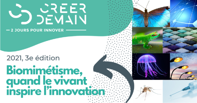 Creer Demain, 2 jours pour innover