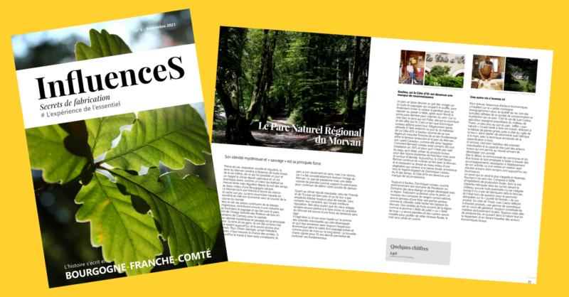 Présentation magazine InfluenceS n°5