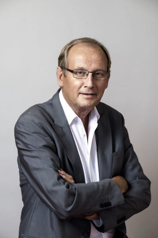 Portrait Jean-Claude LAGRANGE, Président de l'AER BFC